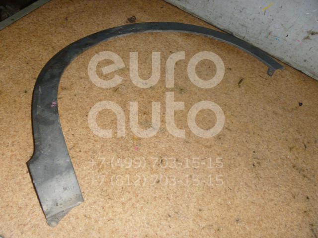 Накладка заднего крыла правого для Honda Civic 5D 2006-2012 - Фото №1