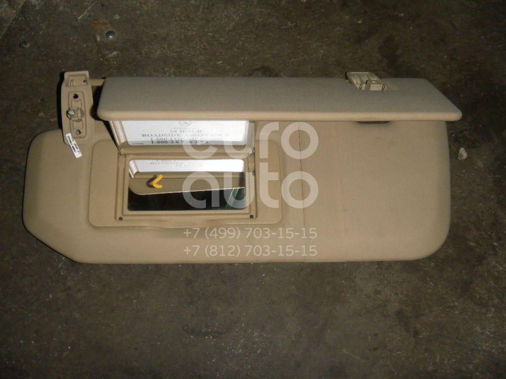 Козырек солнцезащитный (внутри) для Mercedes Benz W251 R-Klasse 2005> - Фото №1