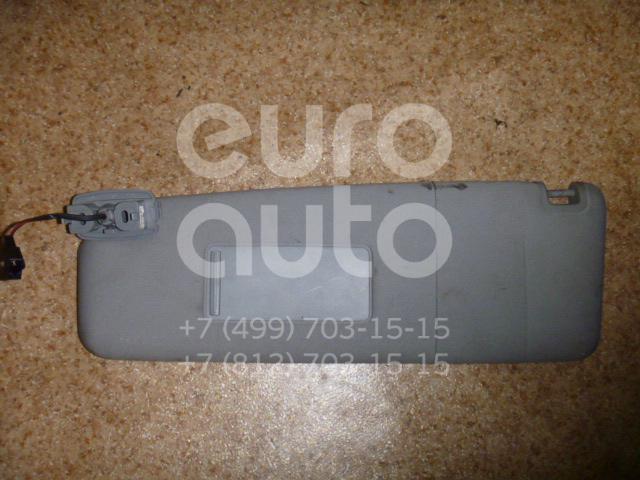 Козырек солнцезащитный (внутри) для VW Phaeton 2002-2016 - Фото №1