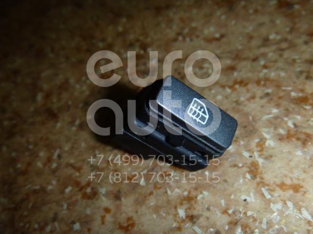 Кнопка обогрева переднего стекла для VW Phaeton 2002-2016 - Фото №1