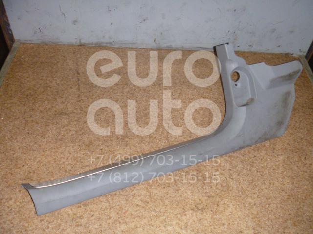 Накладка порога (внутренняя) для VW Phaeton 2002-2016 - Фото №1