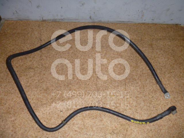 Клемма аккумулятора минус для VW Phaeton 2002-2016 - Фото №1