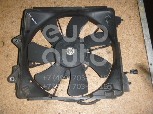 Вентилятор радиатора для Honda Civic 5D 2006-2012 - Фото №1