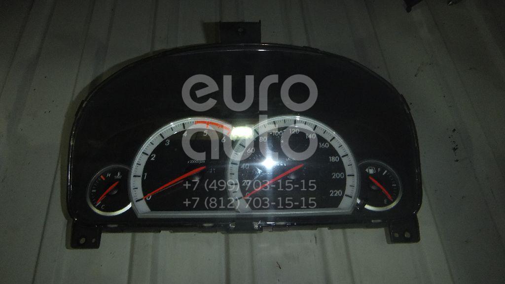 Панель приборов для Chevrolet Captiva (C100) 2006-2010 - Фото №1