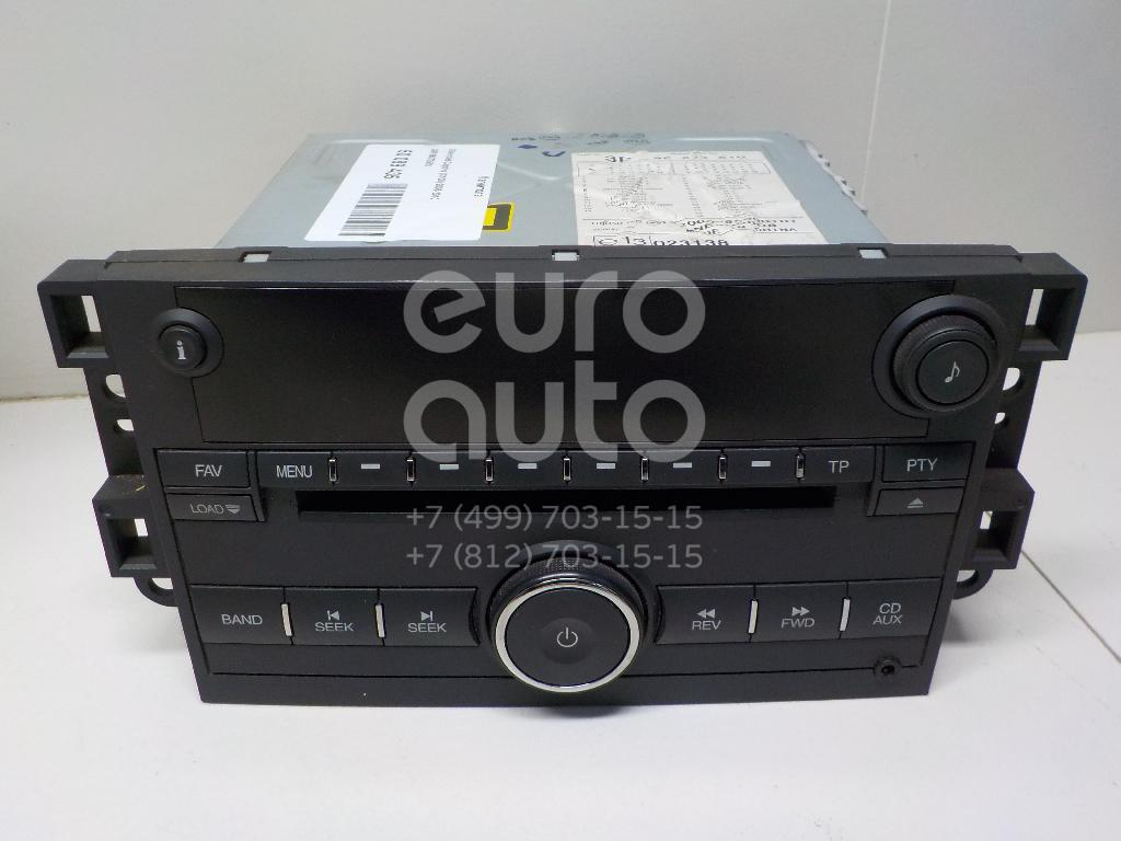 Магнитола для Chevrolet Captiva (C100) 2006-2010 - Фото №1