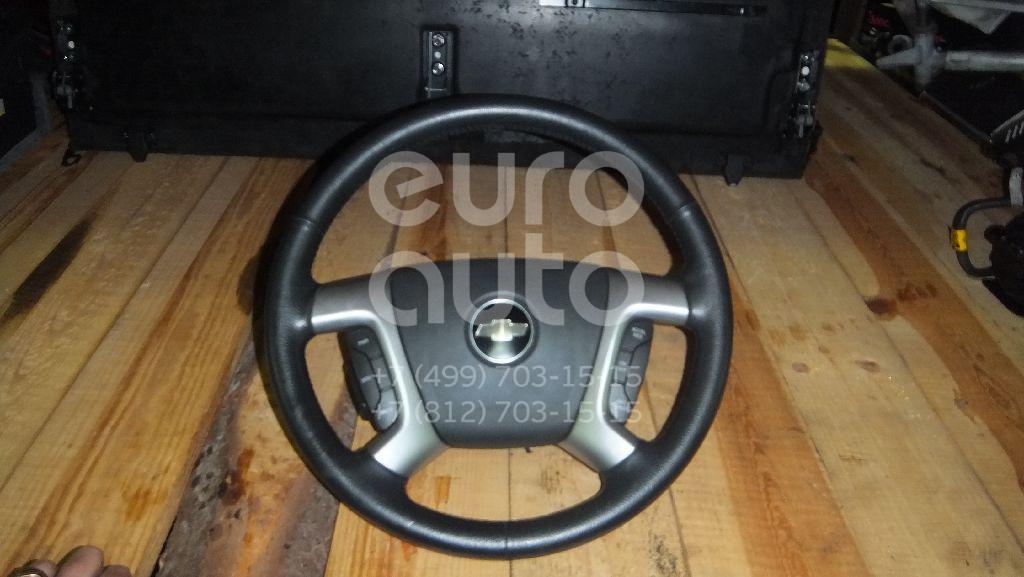 Рулевое колесо с AIR BAG для Chevrolet Captiva (C100) 2006-2010 - Фото №1