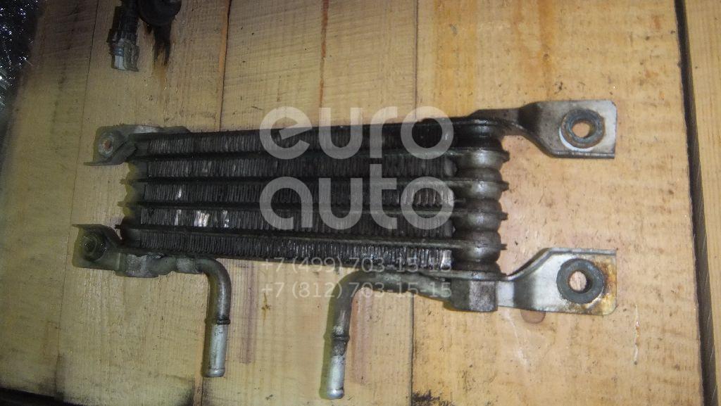 Радиатор (маслоохладитель) АКПП для Chevrolet,Opel Captiva (C100) 2006-2010;Antara 2007-2015 - Фото №1