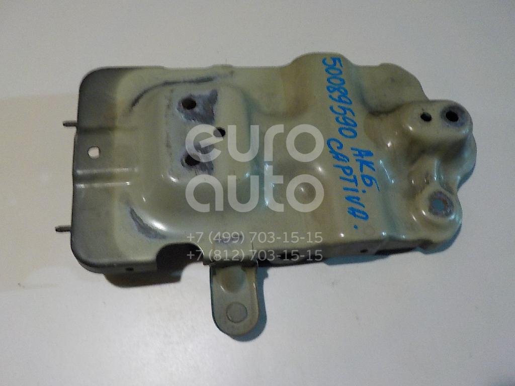 Крепление АКБ (корпус/подставка) для Chevrolet Captiva (C100) 2006-2010 - Фото №1