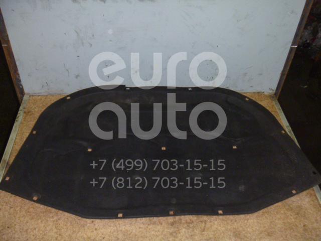 Шумоизоляция капота для VW Phaeton 2002> - Фото №1
