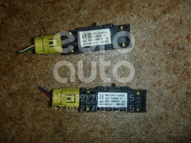 Датчик AIR BAG для Hyundai,Kia Tucson 2004-2010;Sportage 2004-2010 - Фото №1