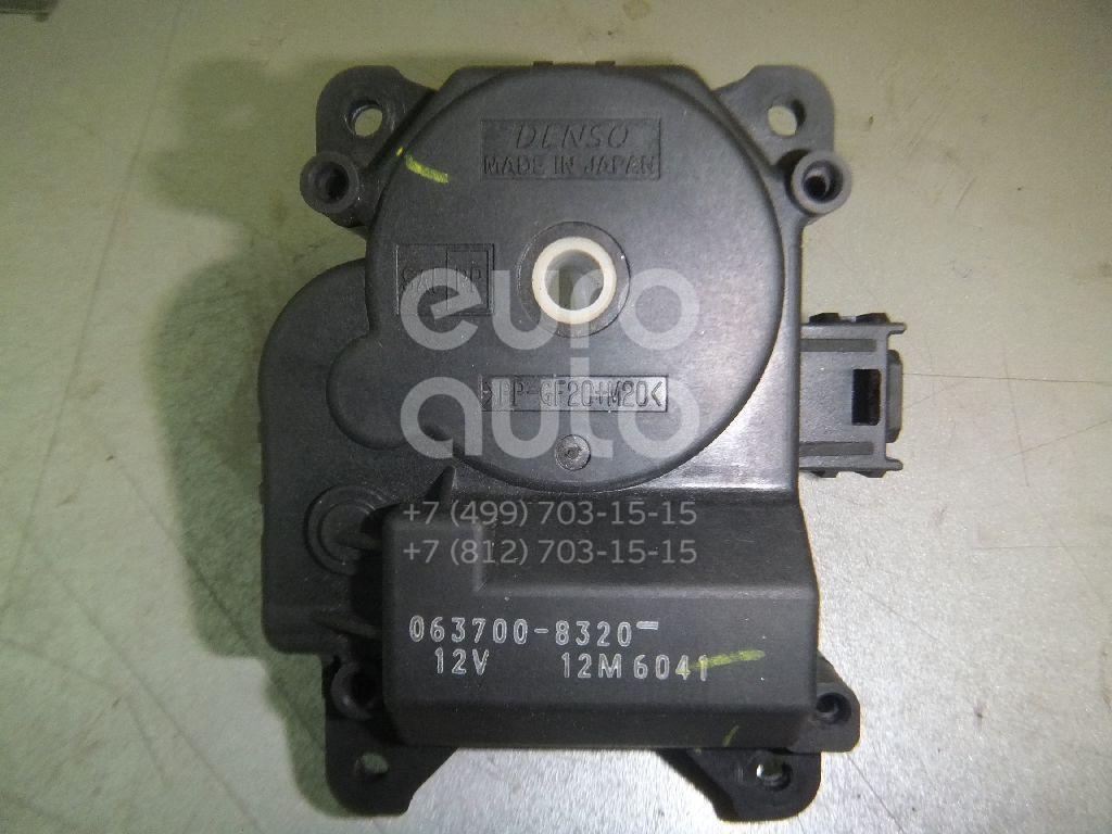 Моторчик заслонки отопителя для Toyota RAV 4 2006-2013;RAV 4 2000-2005 - Фото №1