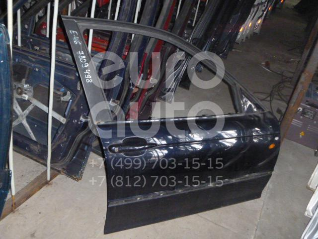 Дверь передняя правая для BMW 3-серия E46 1998-2005 - Фото №1