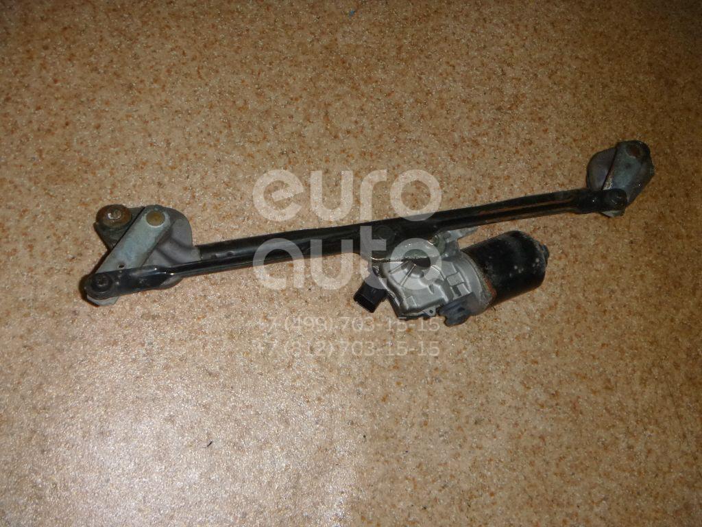 Трапеция стеклоочистителей для Hyundai Santa Fe (CM) 2005-2012 - Фото №1