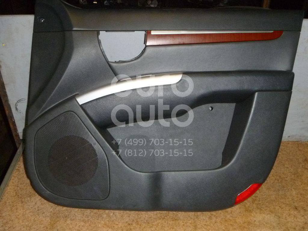 Обшивка двери передней правой для Hyundai Santa Fe (CM) 2006-2012 - Фото №1