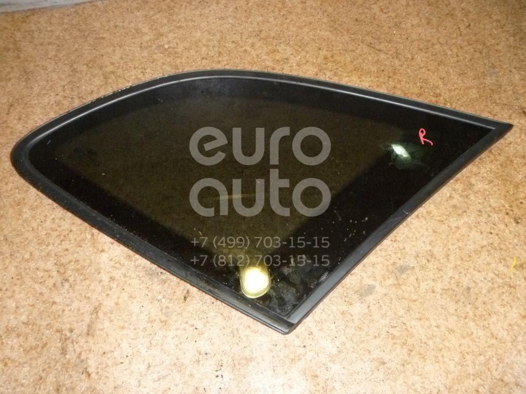 Стекло кузовное глухое правое для Hyundai Santa Fe (CM) 2006-2012 - Фото №1