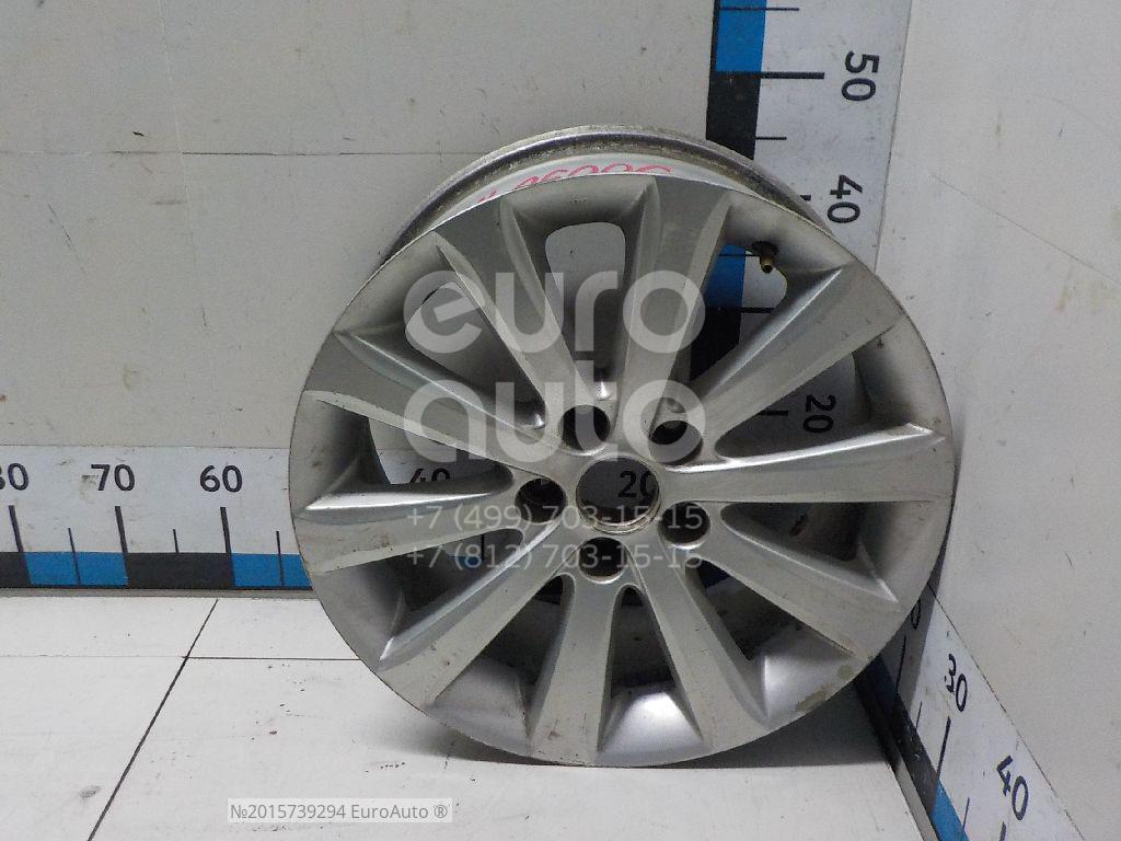 Диск колесный легкосплавный для Hyundai Grandeur (IV) 2005-2010 - Фото №1