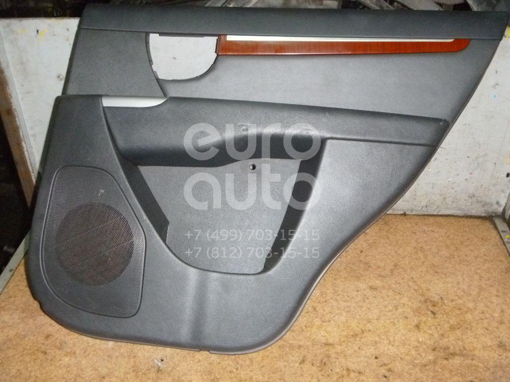 Обшивка двери задней правой для Hyundai Santa Fe (CM) 2006-2012 - Фото №1