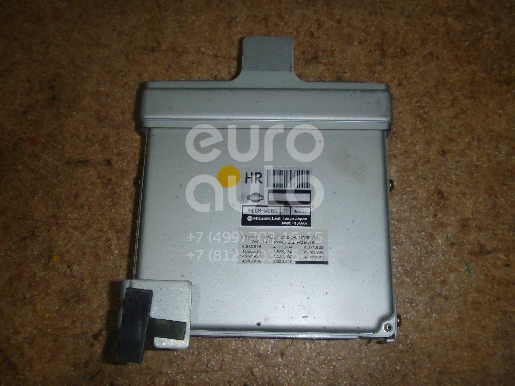 Блок управления двигателем для Nissan Terrano II /Pathfinder (R50) 1996-2004 - Фото №1