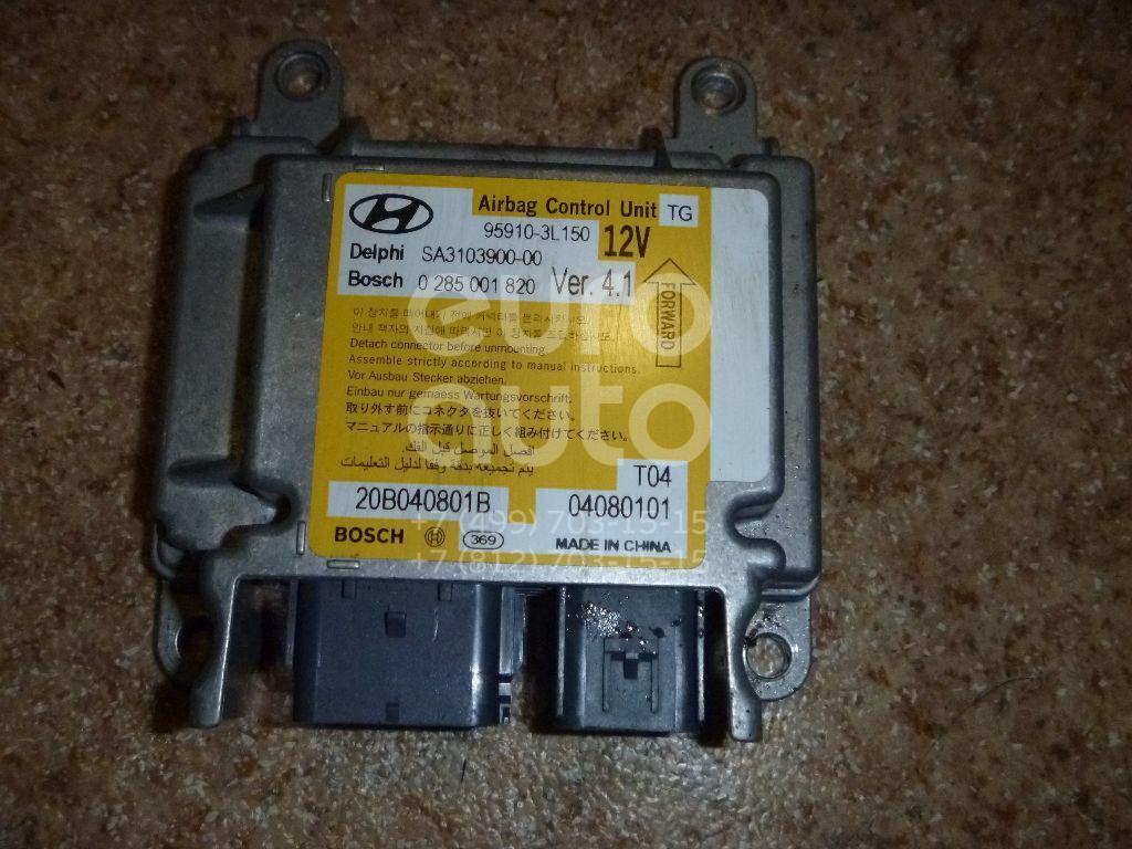 Блок управления AIR BAG для Hyundai Grandeur (IV) 2005-2010 - Фото №1