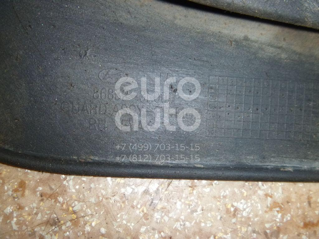 Брызговик передний правый для Hyundai Grandeur (IV) 2005-2010 - Фото №1