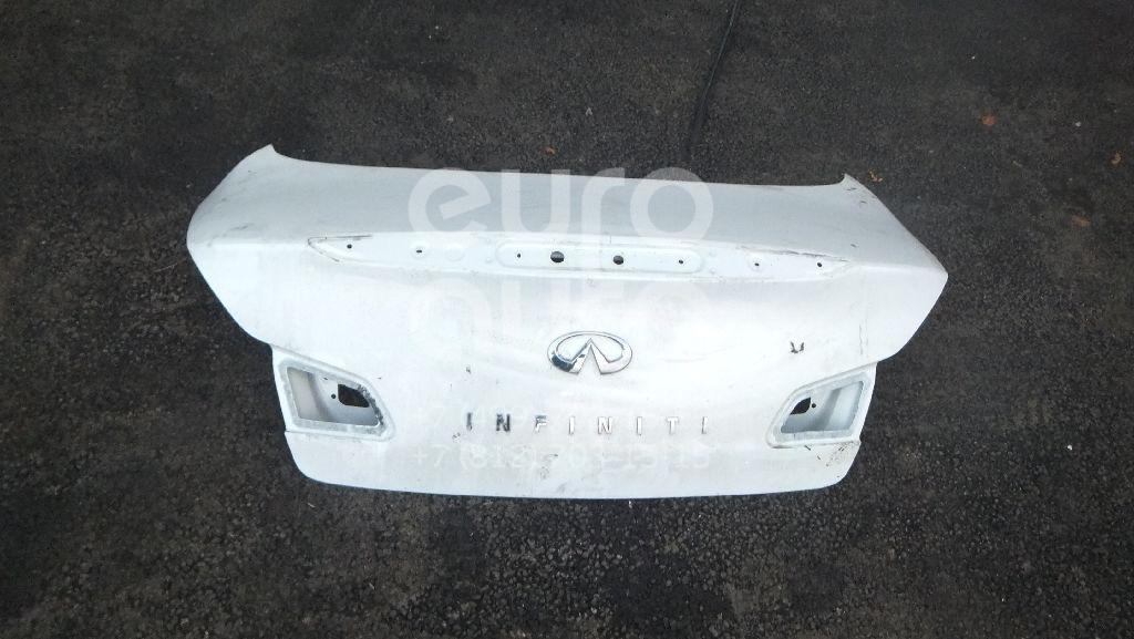 Крышка багажника для Infiniti G (V36) 2007-2014 - Фото №1