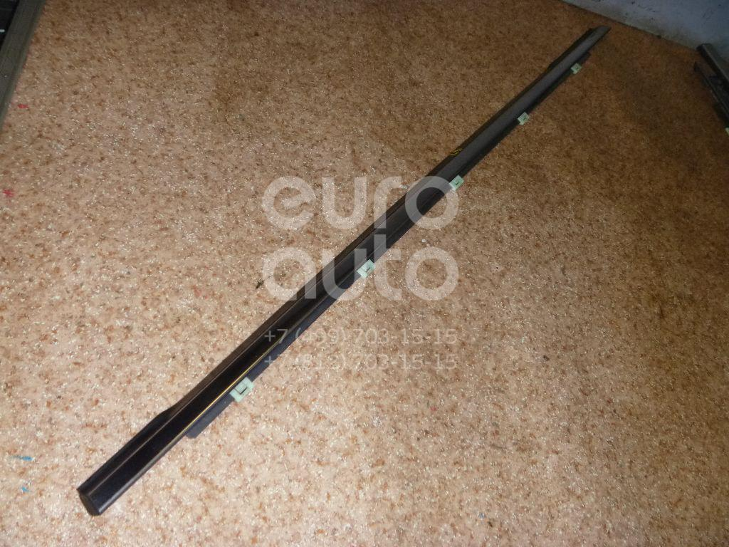 Накладка стекла заднего левого для Hyundai Grandeur (IV) 2005-2010 - Фото №1