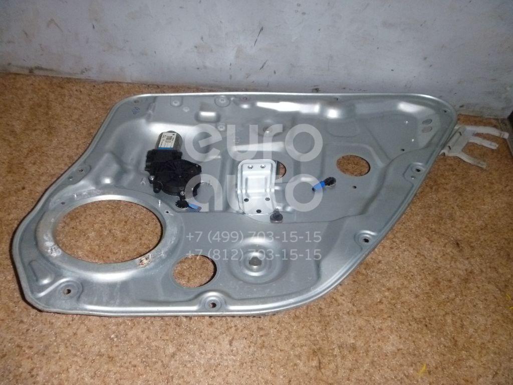 Стеклоподъемник электр. задний правый для Hyundai Grandeur (IV) 2005-2010 - Фото №1