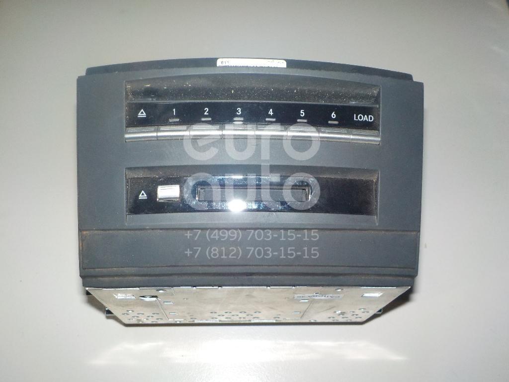 Магнитола для Mercedes Benz W221 2005-2013 - Фото №1