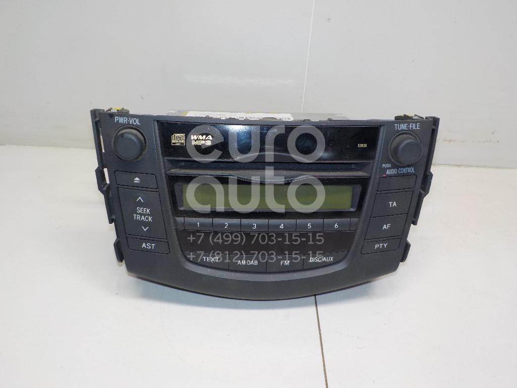 Магнитола для Toyota RAV 4 2006-2013 - Фото №1