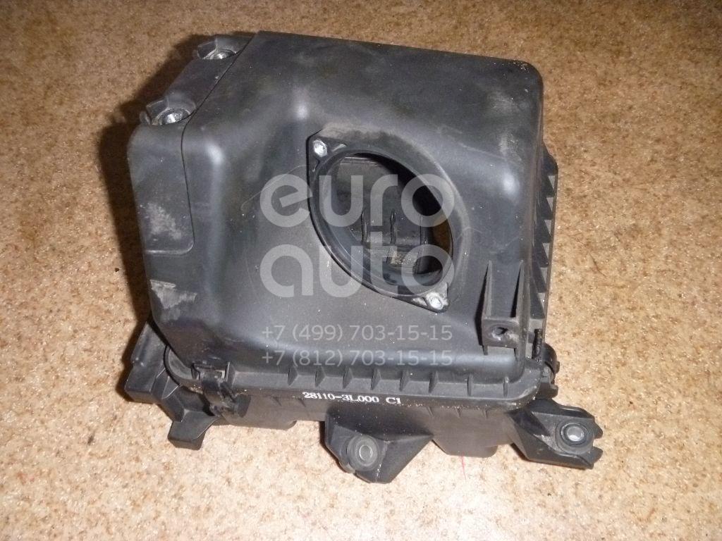 Корпус воздушного фильтра для Hyundai Grandeur (IV) 2005-2010 - Фото №1