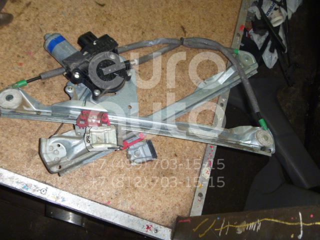 Накладка стекла переднего левого для Ford Focus I 1998-2005 - Фото №1