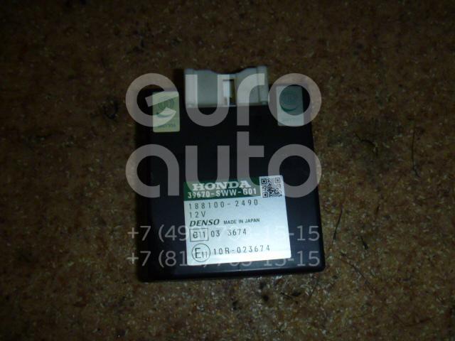 Блок управления парктроником для Honda CR-V 2007-2012 - Фото №1