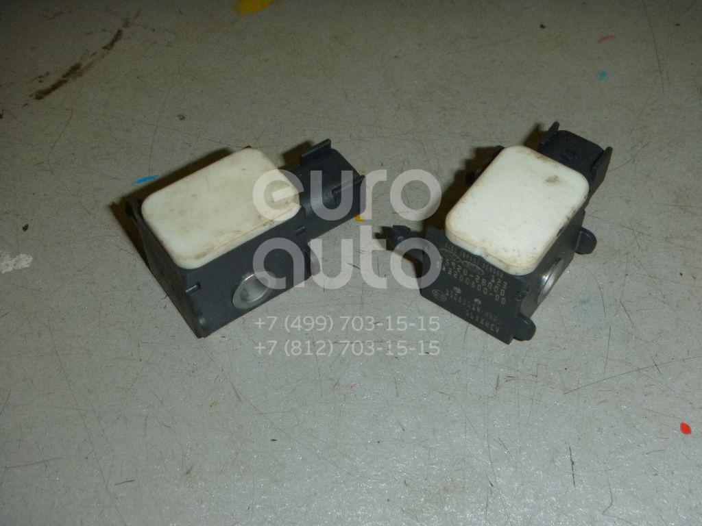 Датчик AIR BAG для Hyundai,Kia Santa Fe (CM) 2006-2012;Mohave 2009> - Фото №1