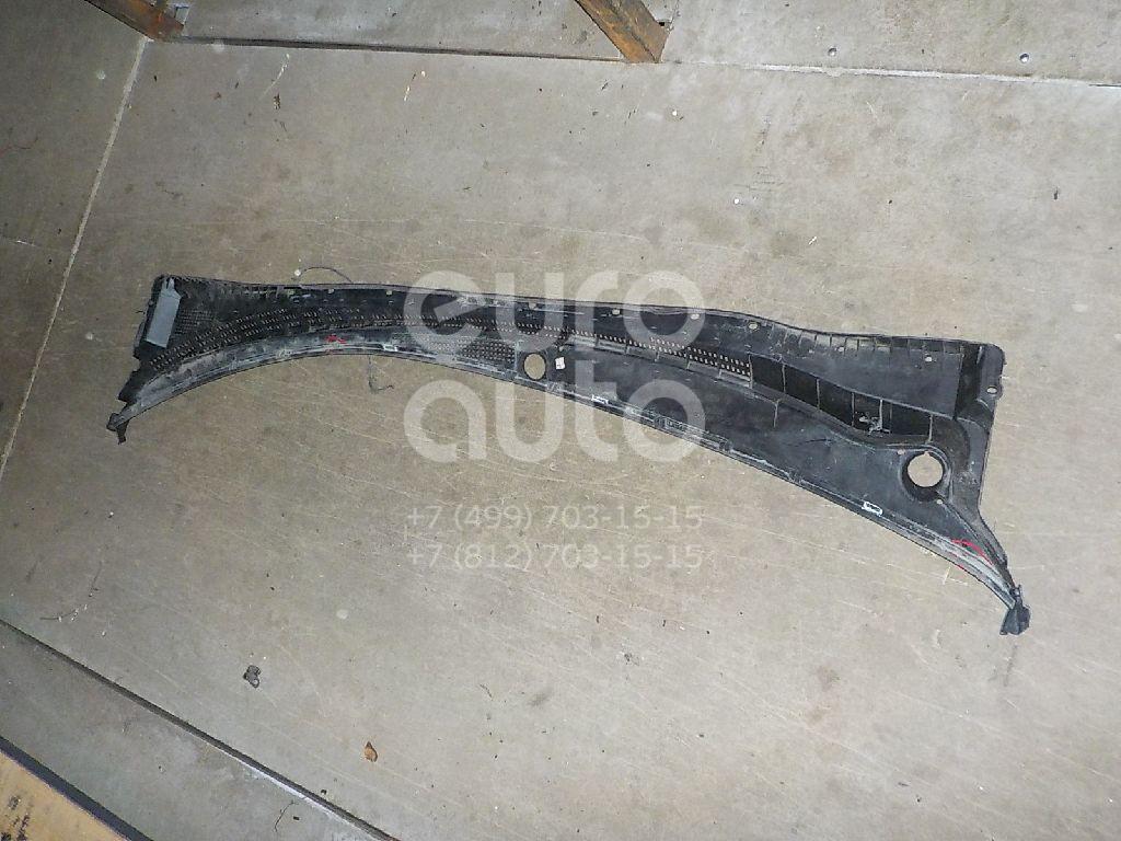 Решетка стеклооч. (планка под лобовое стекло) для Hyundai Grandeur (IV) 2005-2010 - Фото №1