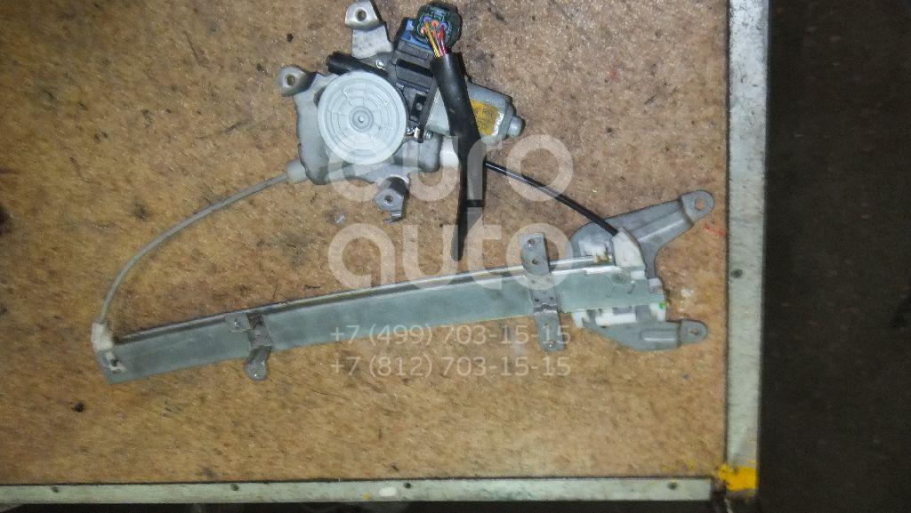 Стеклоподъемник электр. задний правый для Infiniti G (V36) 2007-2014 - Фото №1