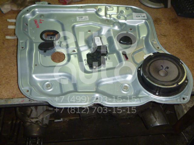 Стеклоподъемник электр. передний левый для Hyundai Santa Fe (CM) 2006-2012 - Фото №1