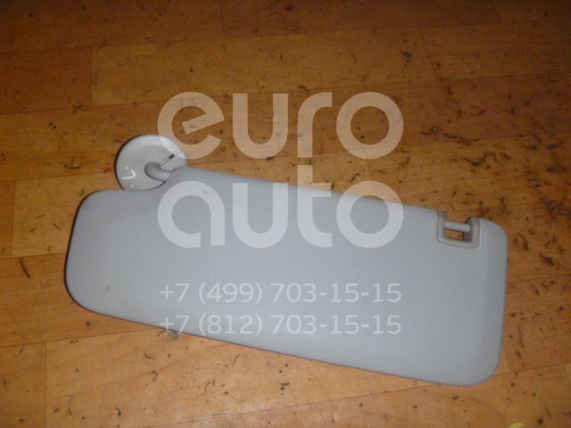 Козырек солнцезащитный (внутри) для Chevrolet Cruze 2009> - Фото №1