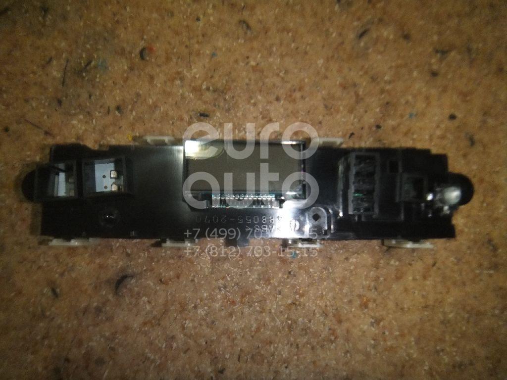 Часы для Toyota RAV 4 2006-2013 - Фото №1