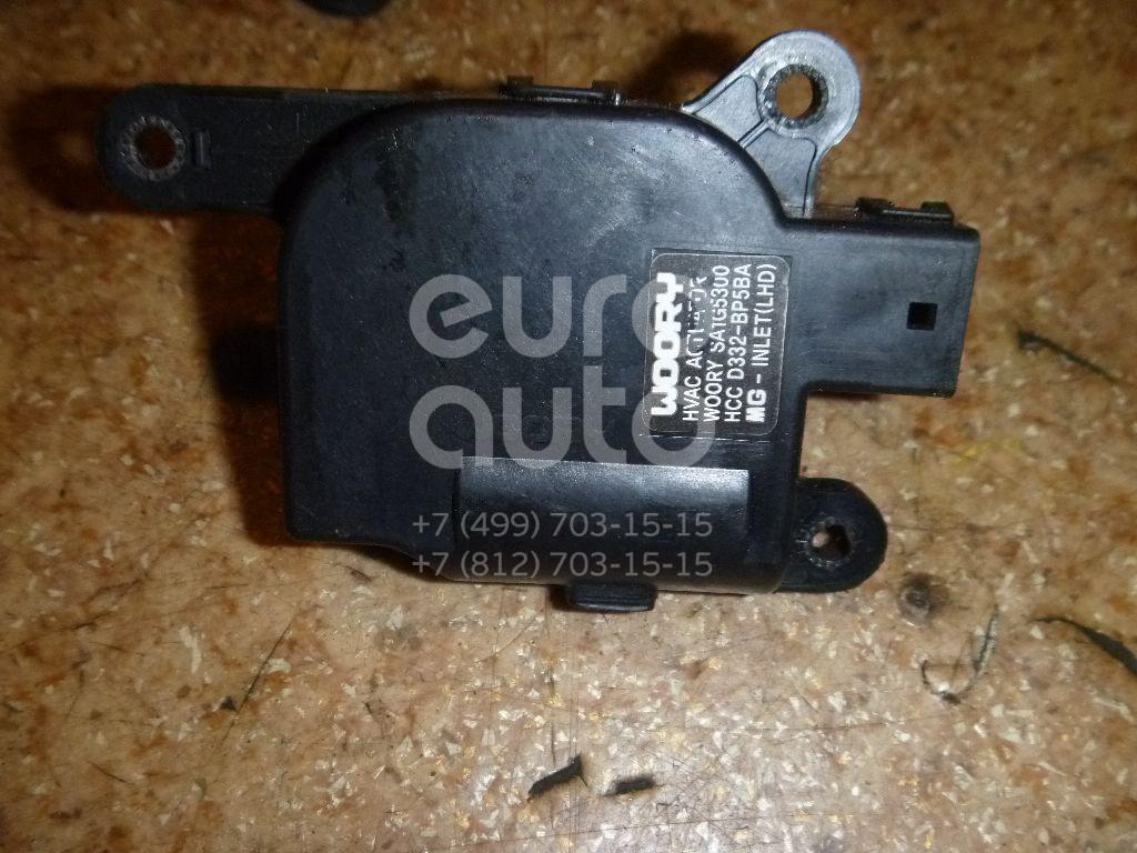 Моторчик заслонки отопителя для Hyundai Grandeur (IV) 2005-2010 - Фото №1