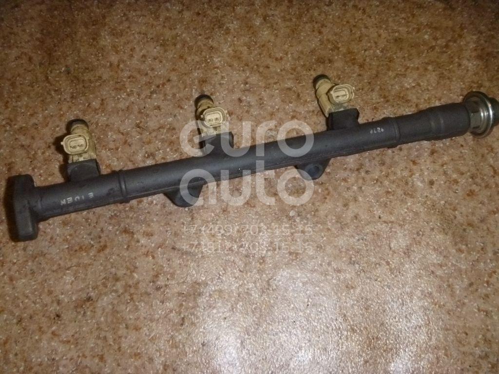Рейка топливная (рампа) для Hyundai Grandeur (IV) 2005-2010 - Фото №1
