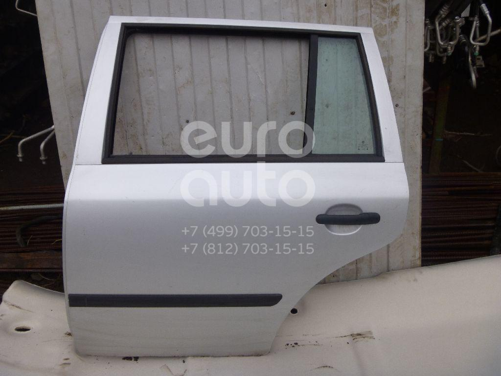 Дверь задняя левая для Skoda Octavia 1997-2000 - Фото №1