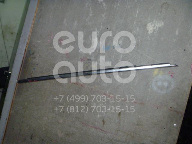 Накладка стекла переднего правого для Mercedes Benz W221 2005-2013 - Фото №1