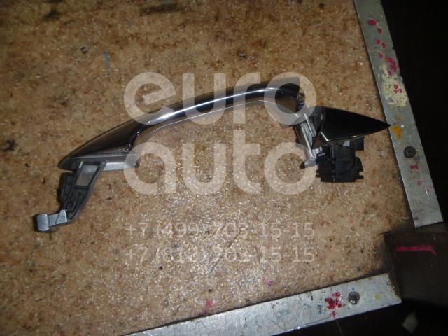 Ручка двери наружная правая для Mercedes Benz W221 2005-2013 - Фото №1