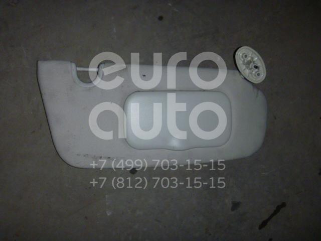 Козырек солнцезащитный (внутри) для Jeep Compass (MK49) 2006> - Фото №1