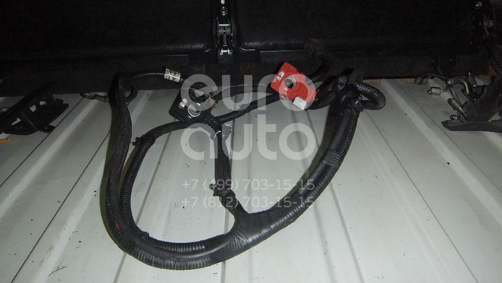 К-кт клемм аккумулятора для Chevrolet Captiva (C100) 2006-2010 - Фото №1