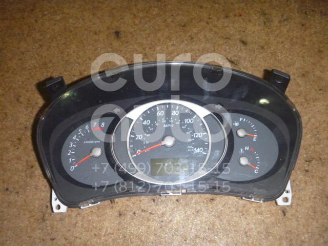 Панель приборов для Hyundai Tucson 2004-2010 - Фото №1
