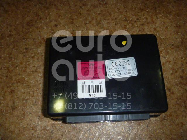 Блок электронный для Hyundai Tucson 2004-2010 - Фото №1
