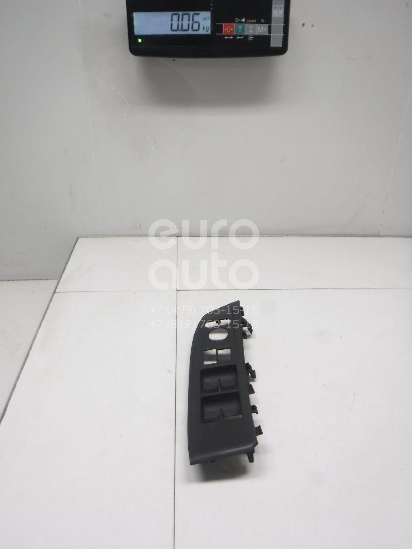 Накладка блока управления стеклоподъемниками Honda Civic 5D 2012-2016; (83591TV1G02ZD)