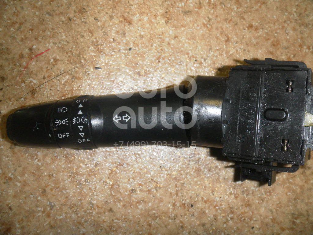 Переключатель поворотов подрулевой для Mitsubishi L200 (KB) 2006-2016;Lancer (CX,CY) 2007>;Outlander XL (CW) 2006-2012 - Фото №1
