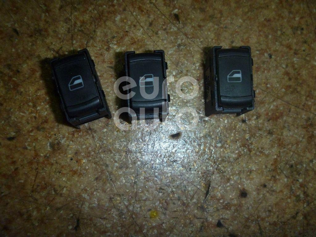 Кнопка стеклоподъемника для Skoda Octavia 1997-2000;Octavia (A4 1U-) 2000-2011;Passat [B5] 1996-2000;Passat [B5] 2000-2005;Octavia (A5 1Z-) 2004-2013 - Фото №1